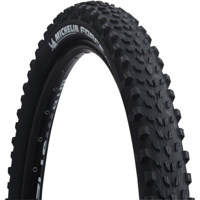 """Michelin MICHELIN FORCE AM COMP TIRE 27.5 X 2.6"""" FOLDING TLR"""