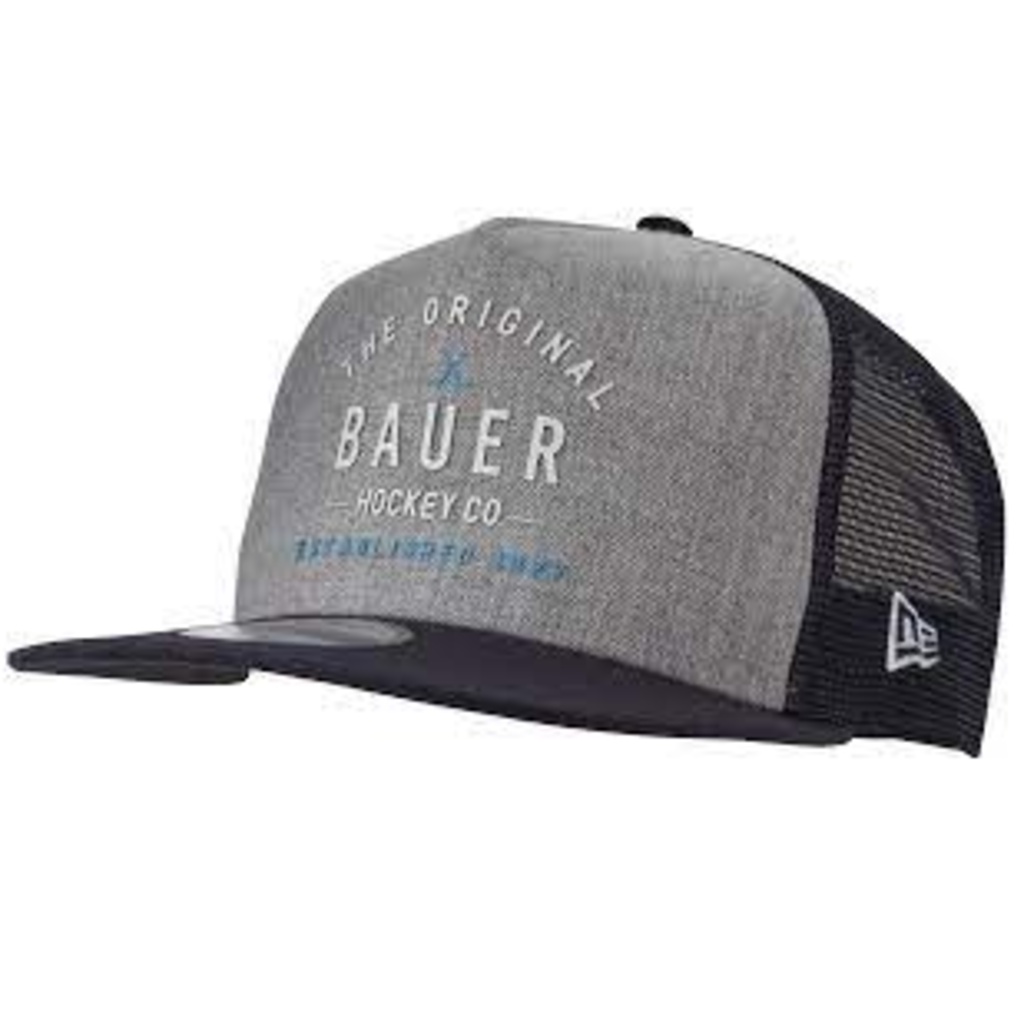 Bauer BAUER NEW ERA 9FIFTY ORIGINAL SCRIPT HAT