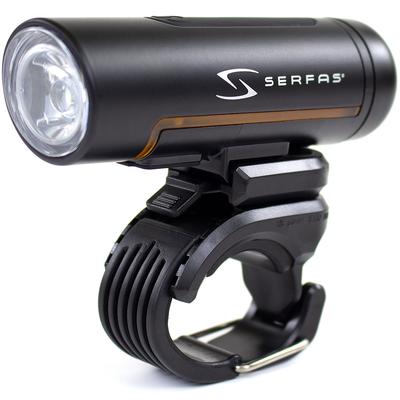 Serfas SERFAS TRUE 500 URBAN/ROAD LIGHT BLACK