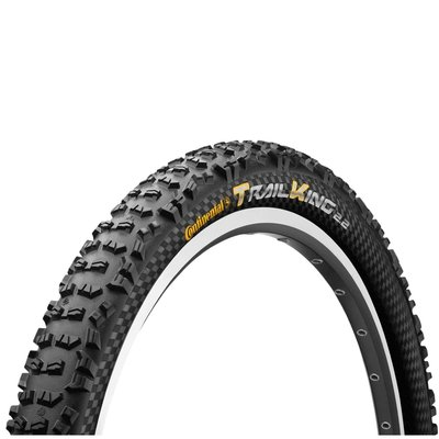 """Continental CONTINENTAL TRAIL KING TIRE 27.5 X 2.2"""" WIRE"""