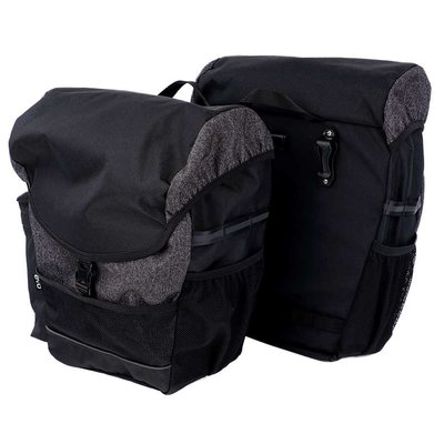 EVO EVO PANNIER BAG BLACK (PAIR)