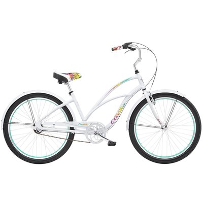 """Electra 2022 ELECTRA CRUISER LUX 3I WOMENS 26"""""""