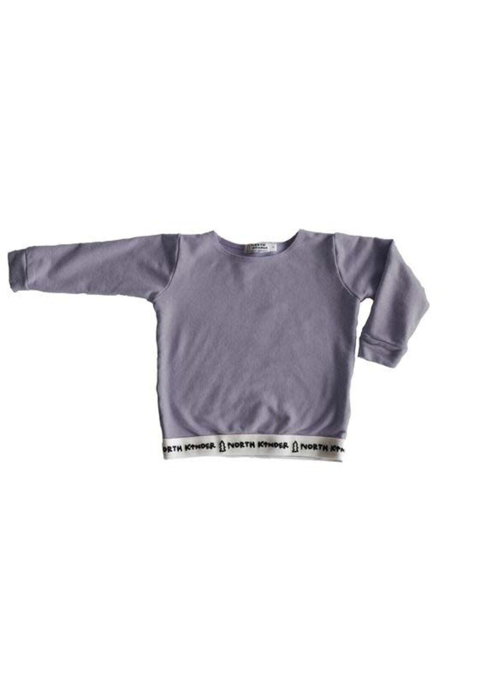 North Kinder NK speed sweater