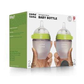 comotomo ComoTomo Baby Bottle 150ml 2-pk