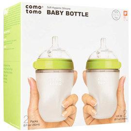 comotomo ComoTomo Baby Bottle 250ml - 2 pack