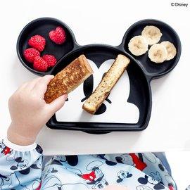 bumkins Bumkins Silicone Grip Dish Disney (Mickey & Minnie)