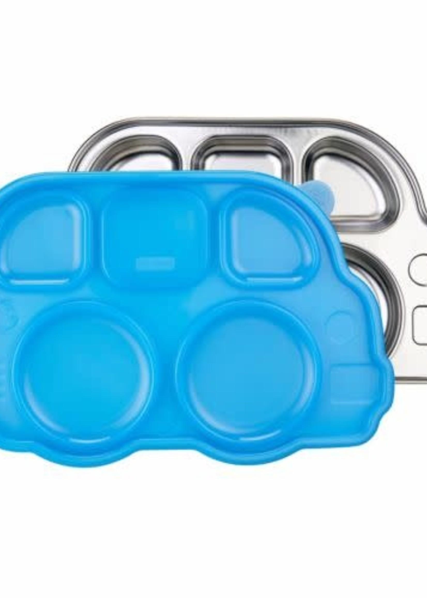 innobaby Innobaby DinDin Divided Stainless Platter