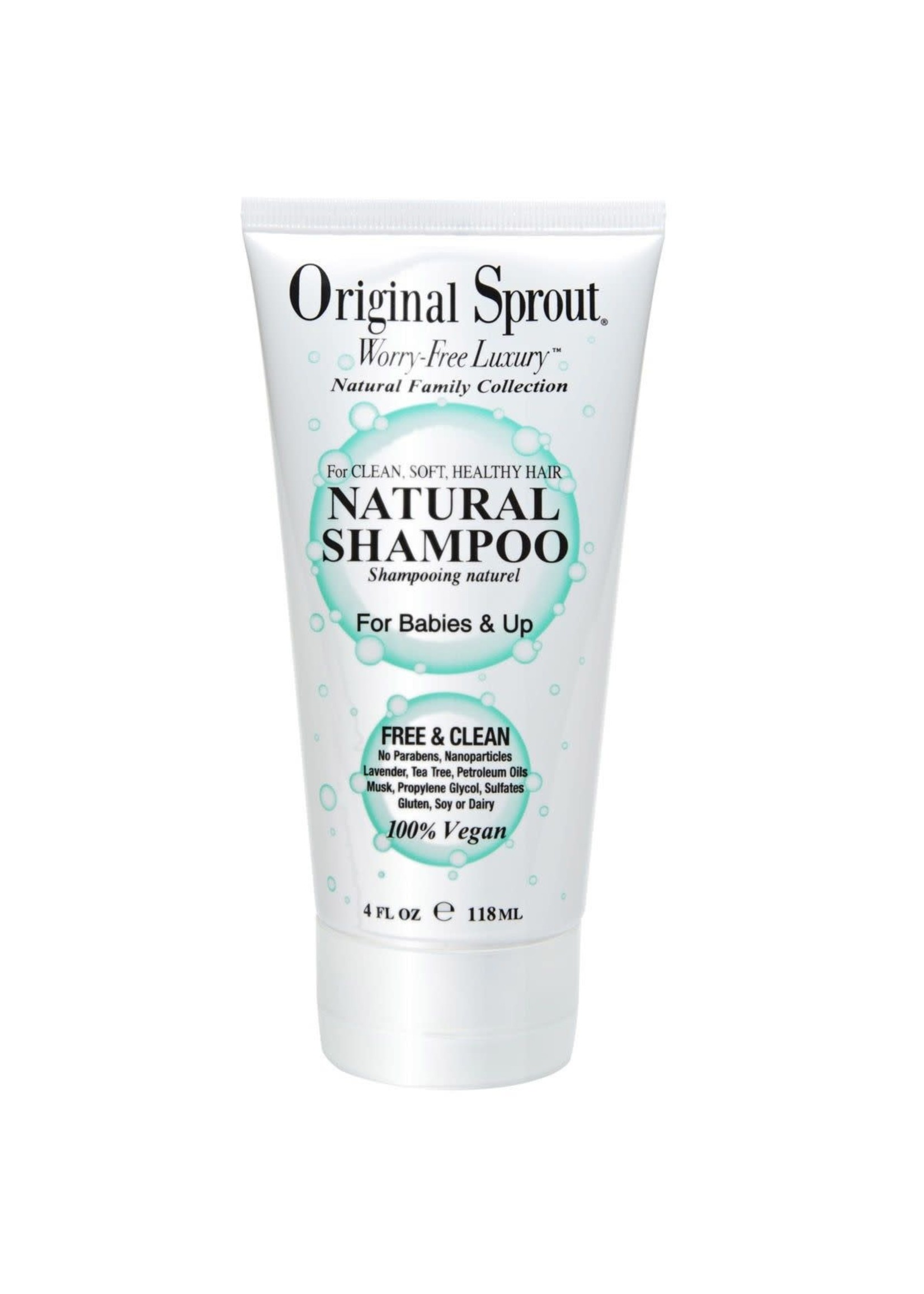 original sprout Original sprout natural shampoo