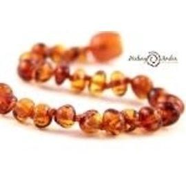 healing amber Healing Amber Clasp Bracelet