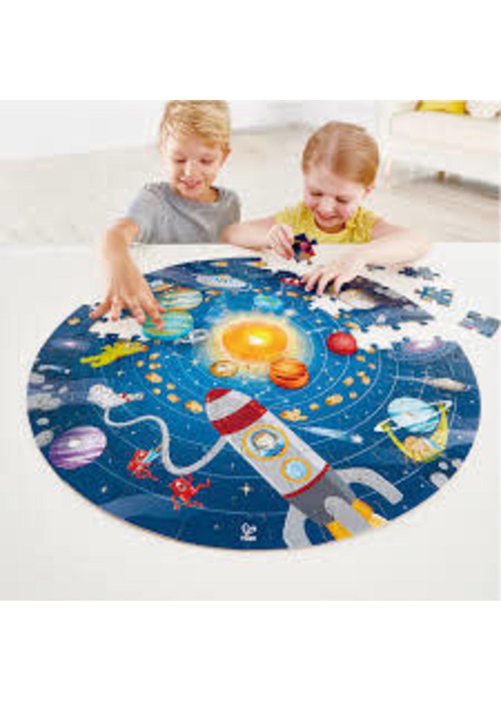 Hape Hape solar system puzzle