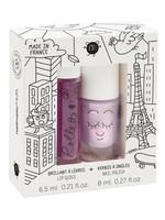 nailmatic Nailmatic lipgloss & nailpolish set