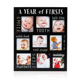 pearhead Pearhead Baby's First Year Frame