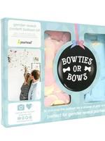 pearhead Pearhead Bowties or Bows Gender Reveal Kit