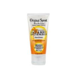 original sprout Original Sprout Face and Body Sunscreen-3oz