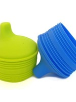 Silikids Silikids Sippy Tops (2pk)