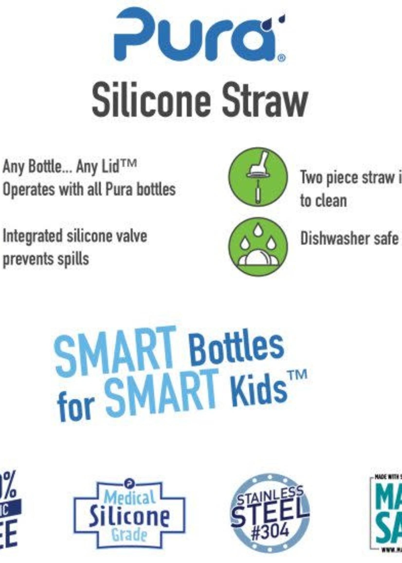 pura kiki pura Silicone Straw