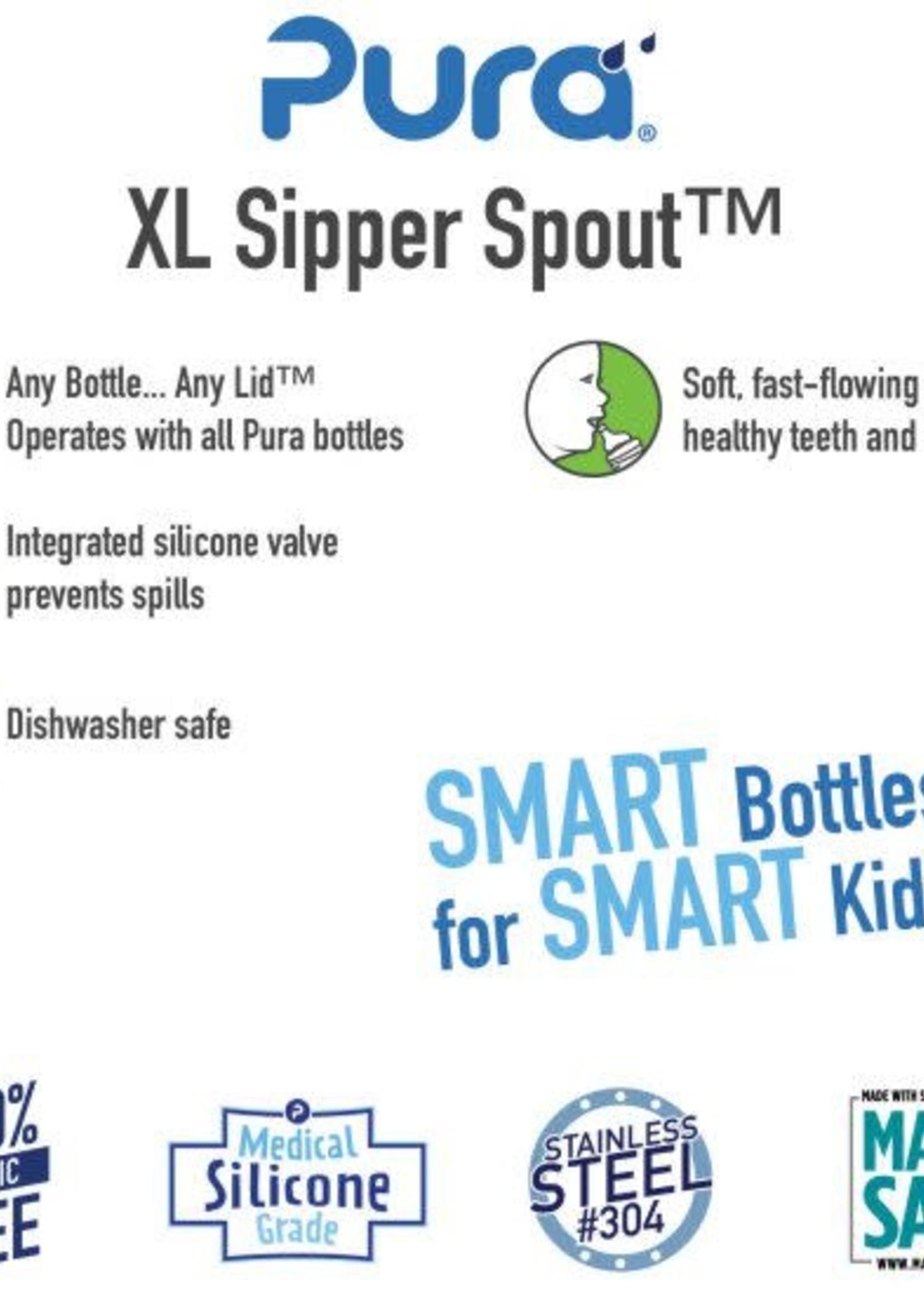 pura kiki Pura XL sipper spouts