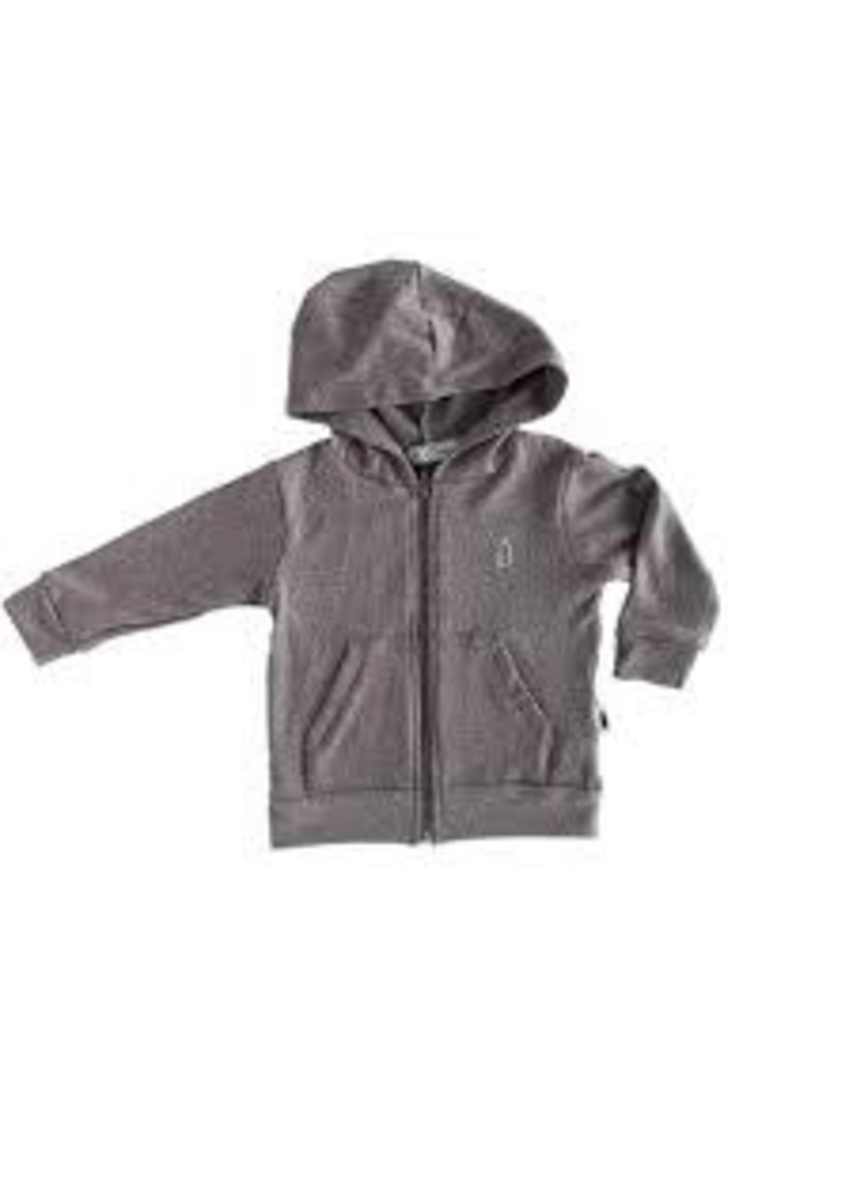 North Kinder NK knit hoodie