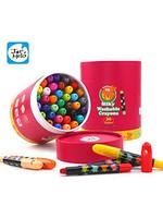 Jar Melo Silky Washable Crayons 36 colors