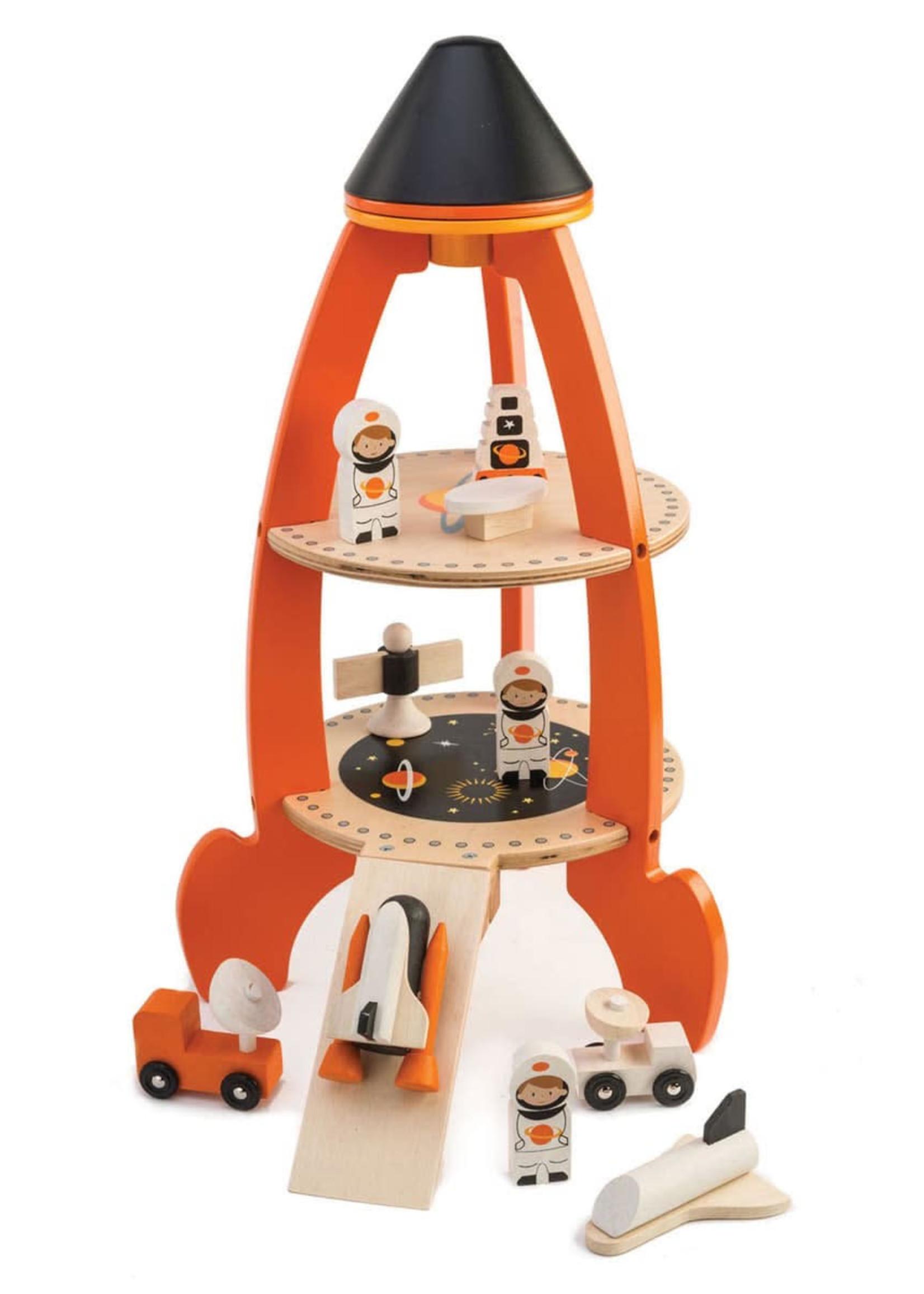 Tender Leaf Toy TLT Cosmic Rocket Set