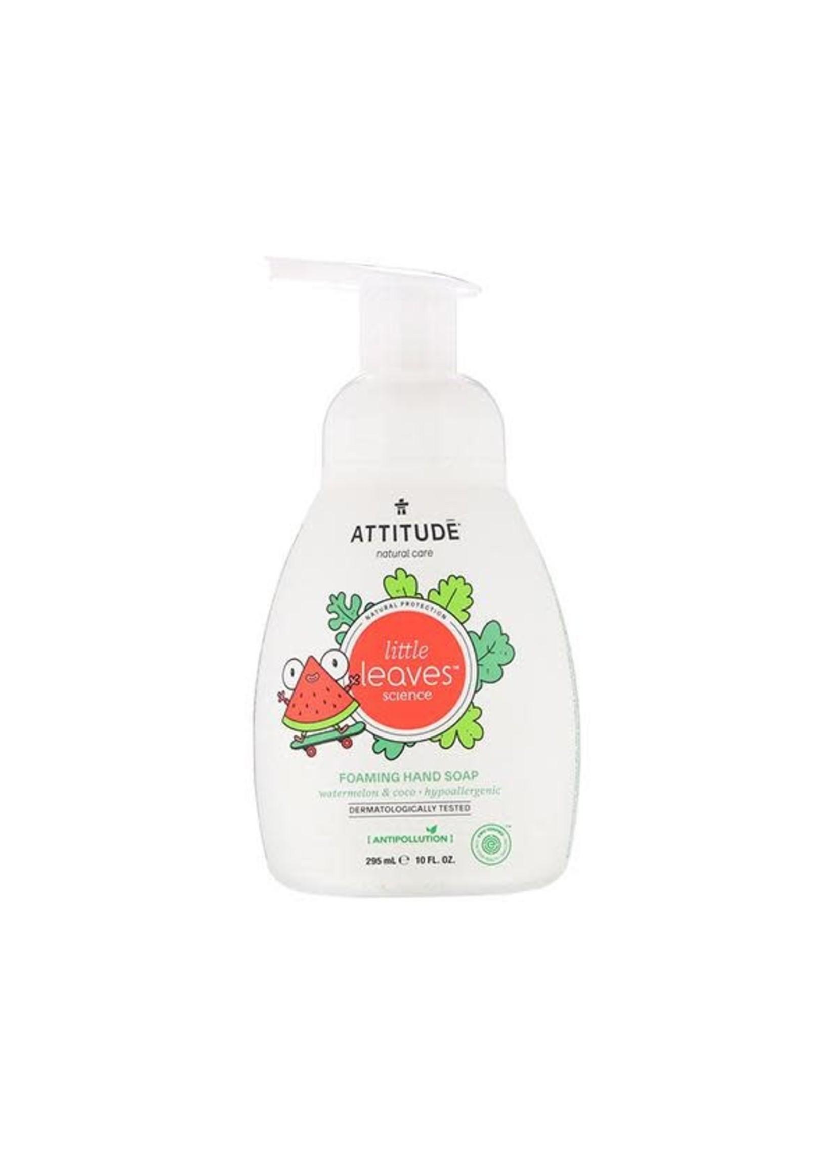 Attitude Attitude Foaming Hand Soap (Watermelon & Coconut)
