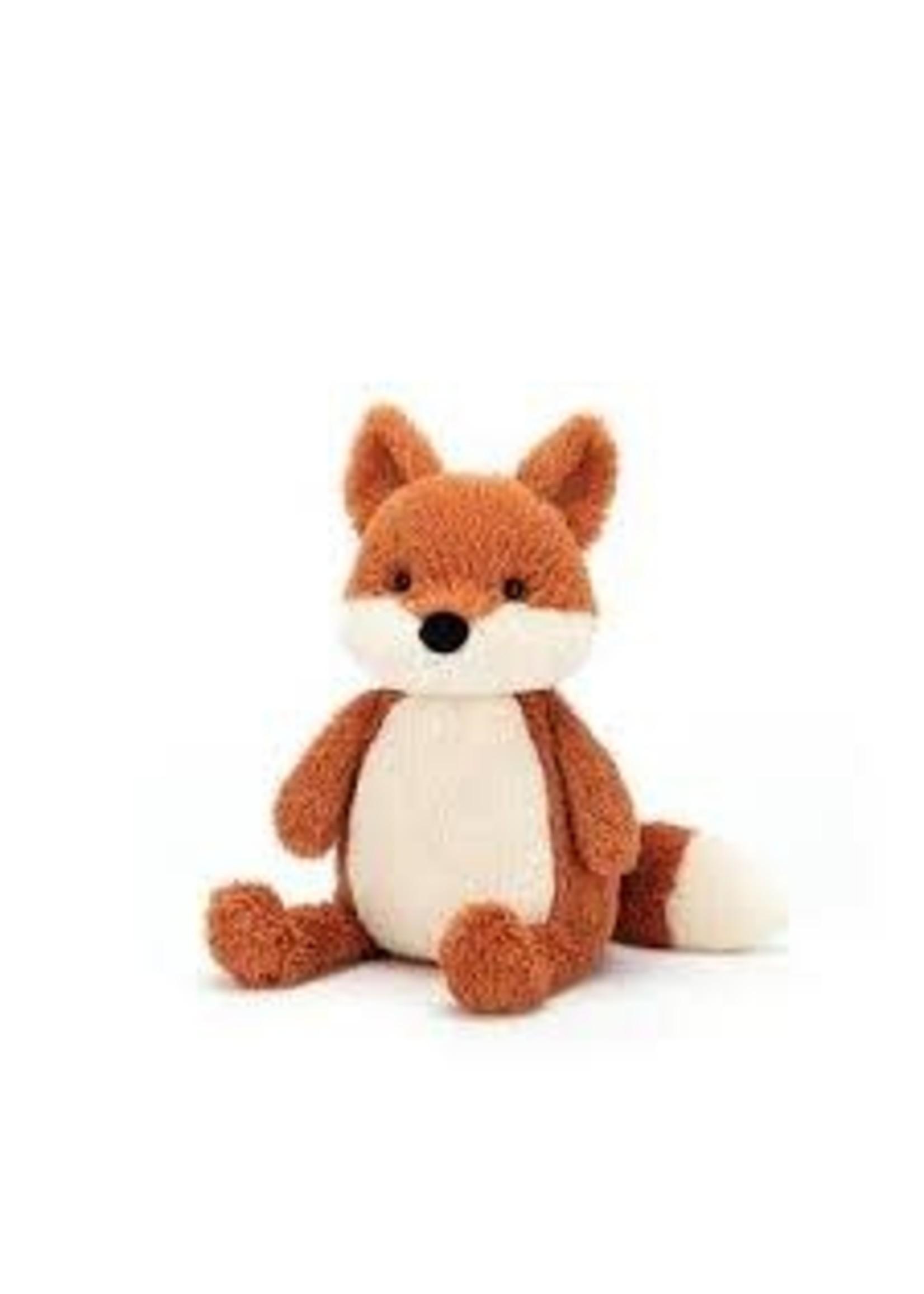 Jellycat JC Medium Peanut Fox