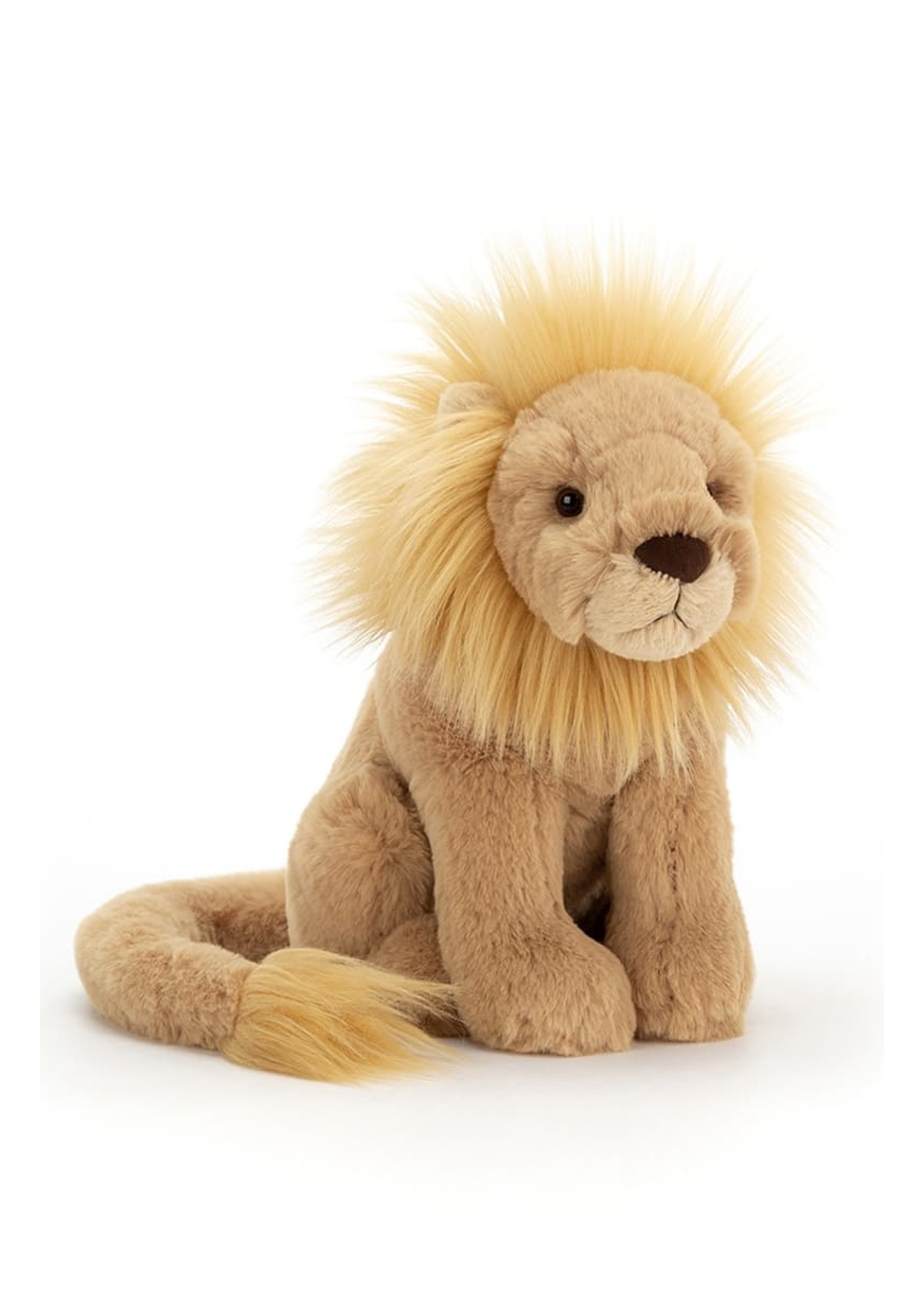 Jellycat JC Medium Leonardo Lion