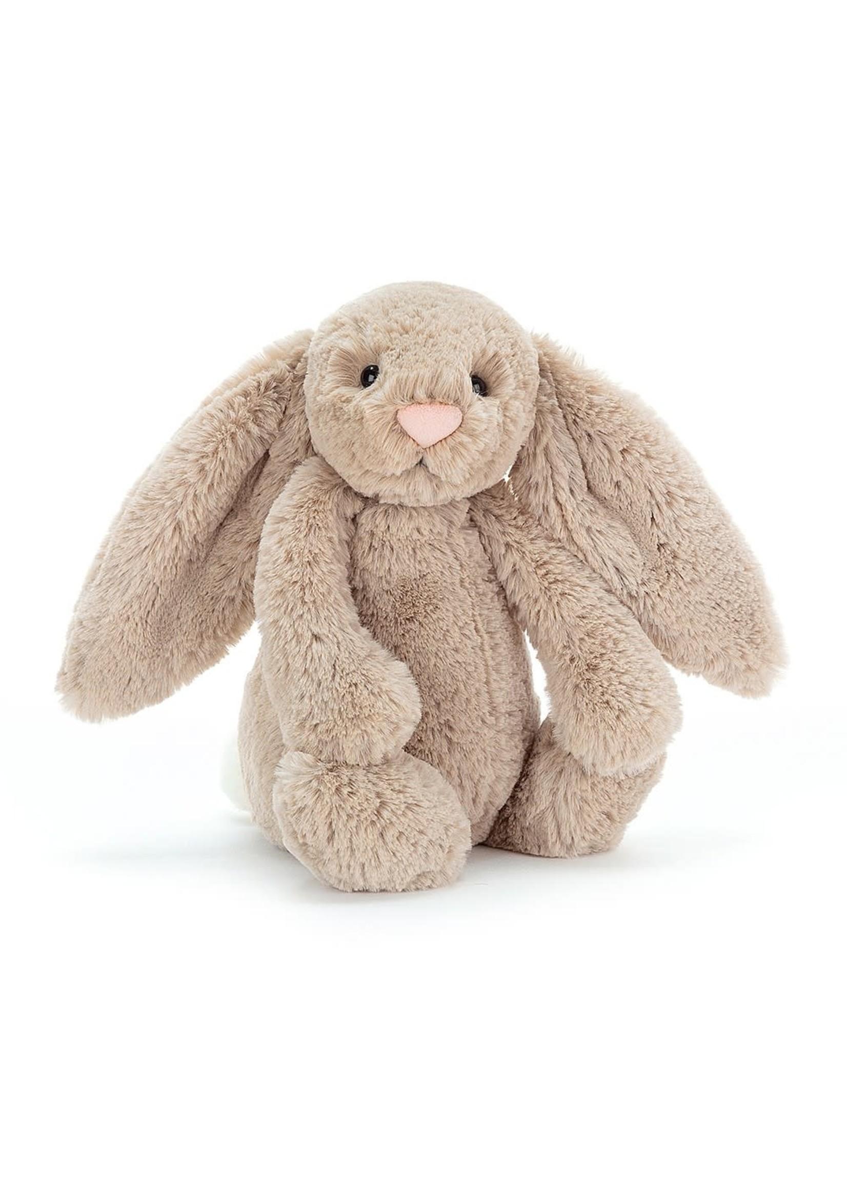 Jellycat JC Medium Bashful Bunny Beige