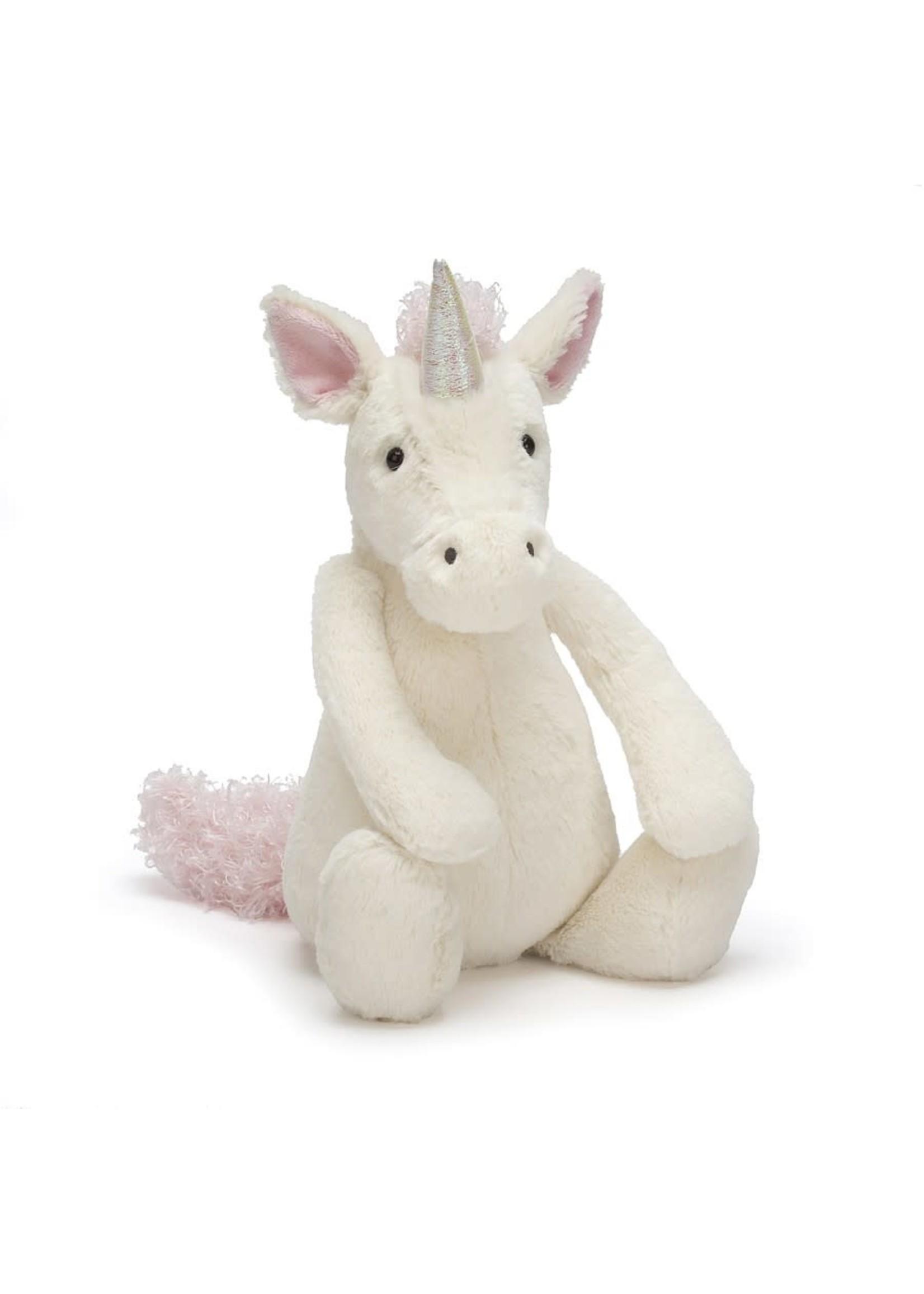 Jellycat JC Medium Bashful Unicorn