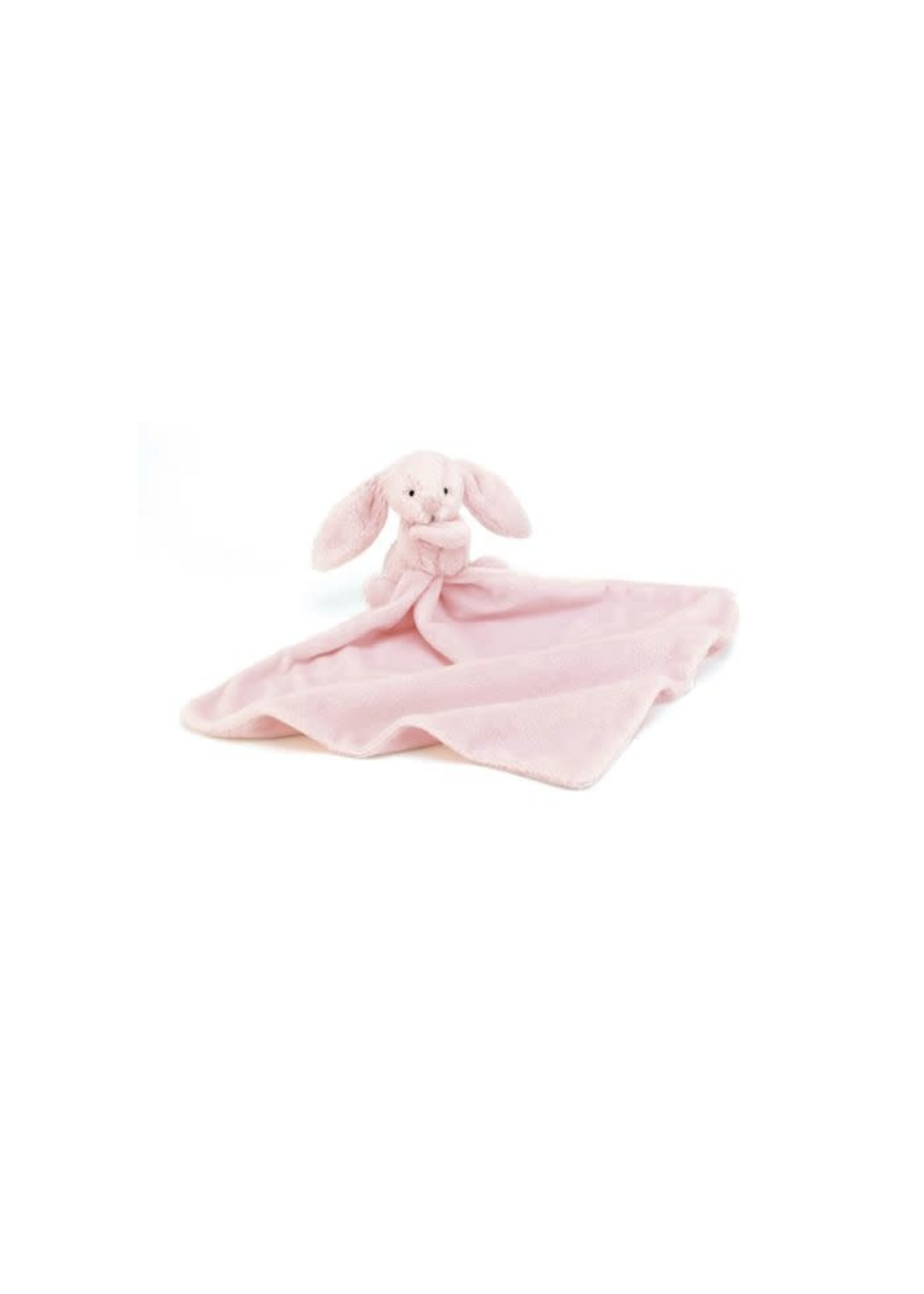 Jellycat JC Soother Blanket Bashful Pink Bunny