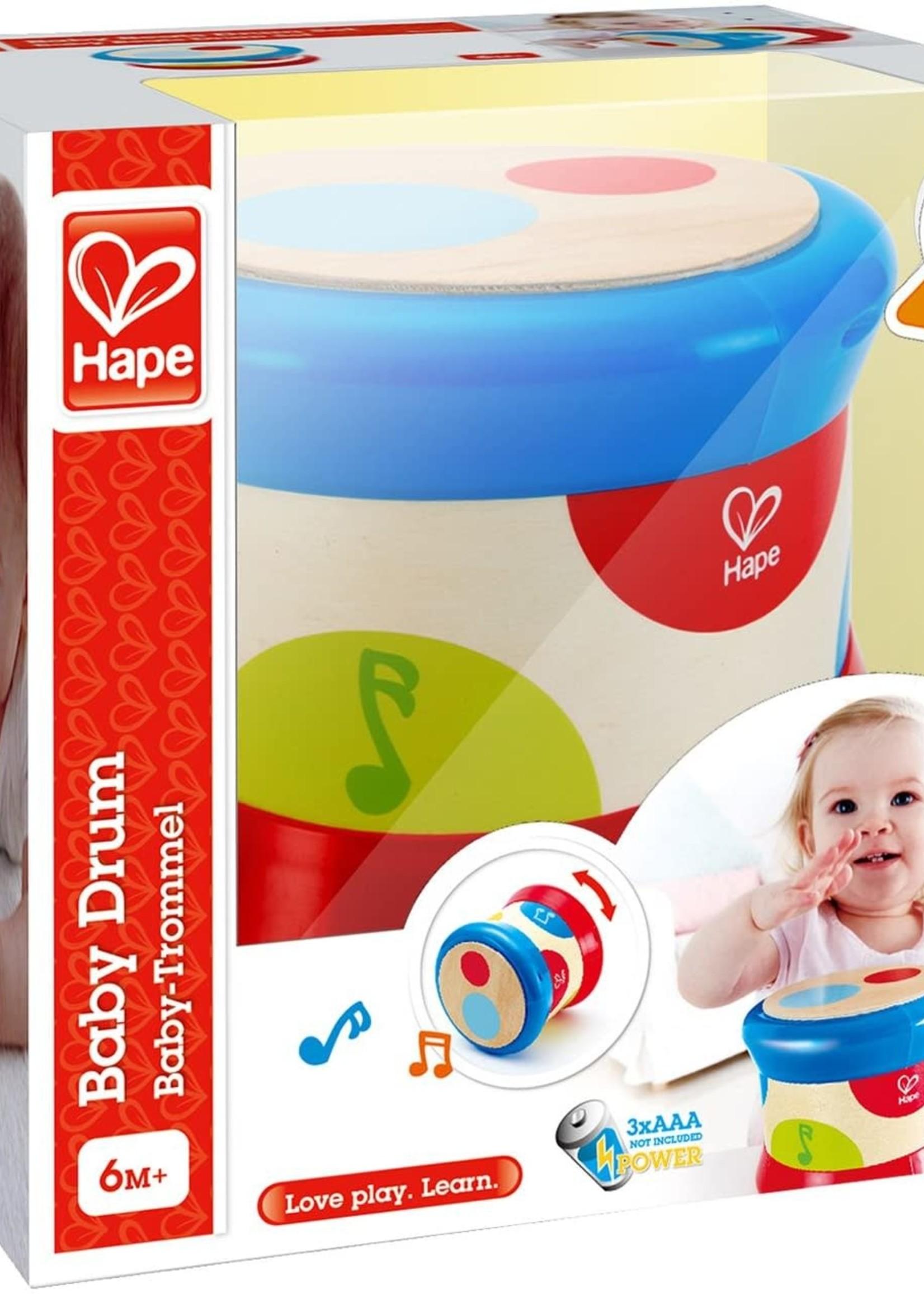 Hape Hape Baby Drum