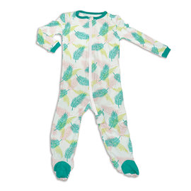 silkberry Silkberry Tropical Palm Pajama