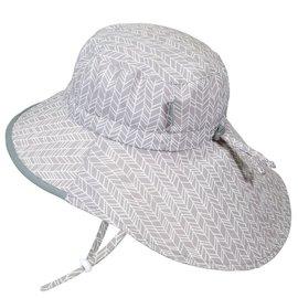 jan & jul Jan & Jul Hat Grey Herringbone