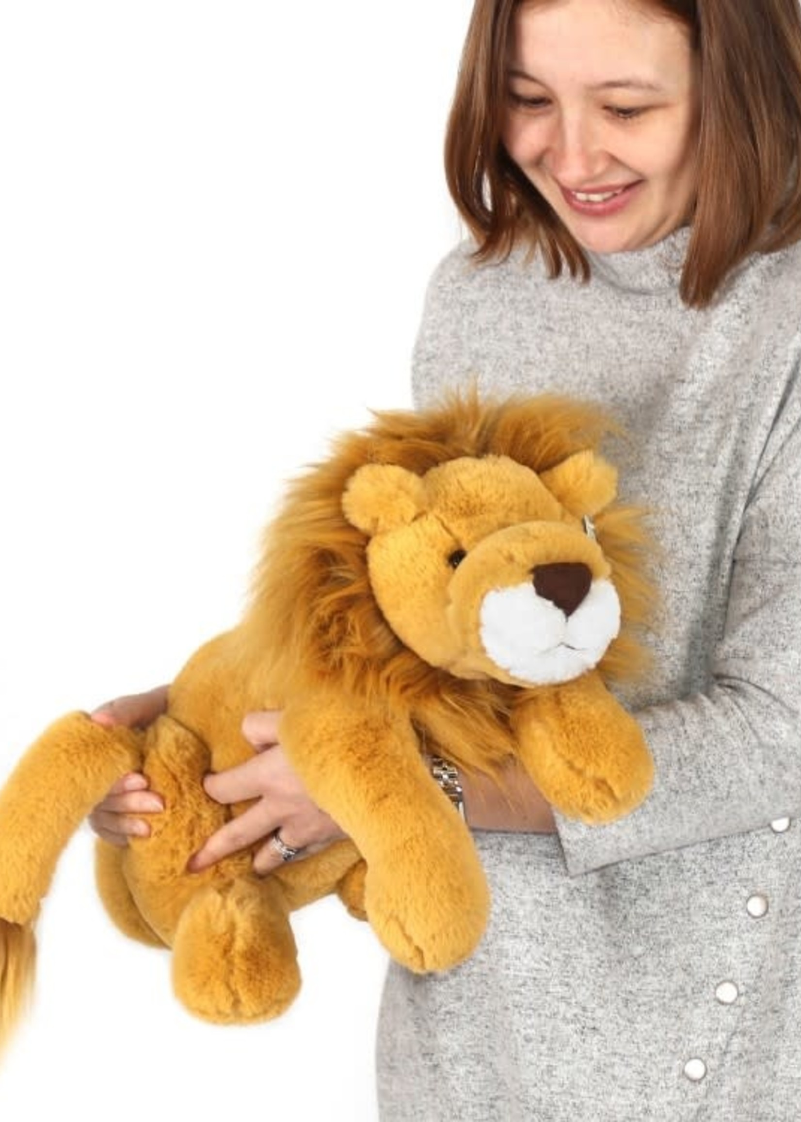 Jellycat JC Medium Louie Lion