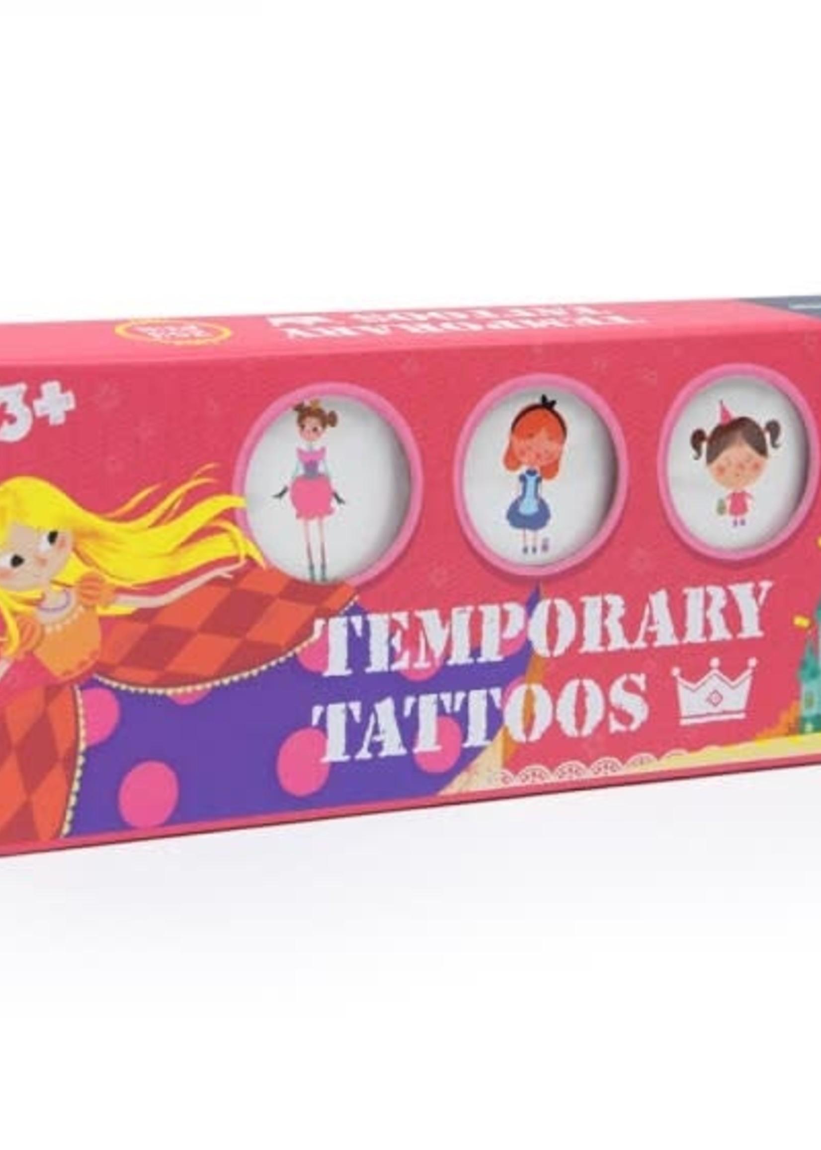 Mideer Mideer Girls Tattoos (Princess 253pc)