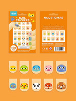 Mideer Mideer Nail Sticker Orange