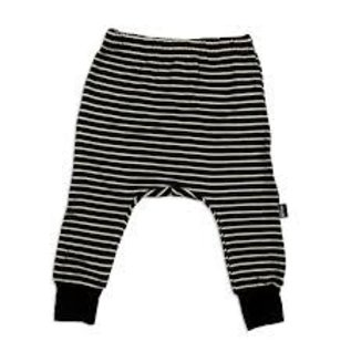 Whistle & Flute W&F Bamboo Jogger Striped