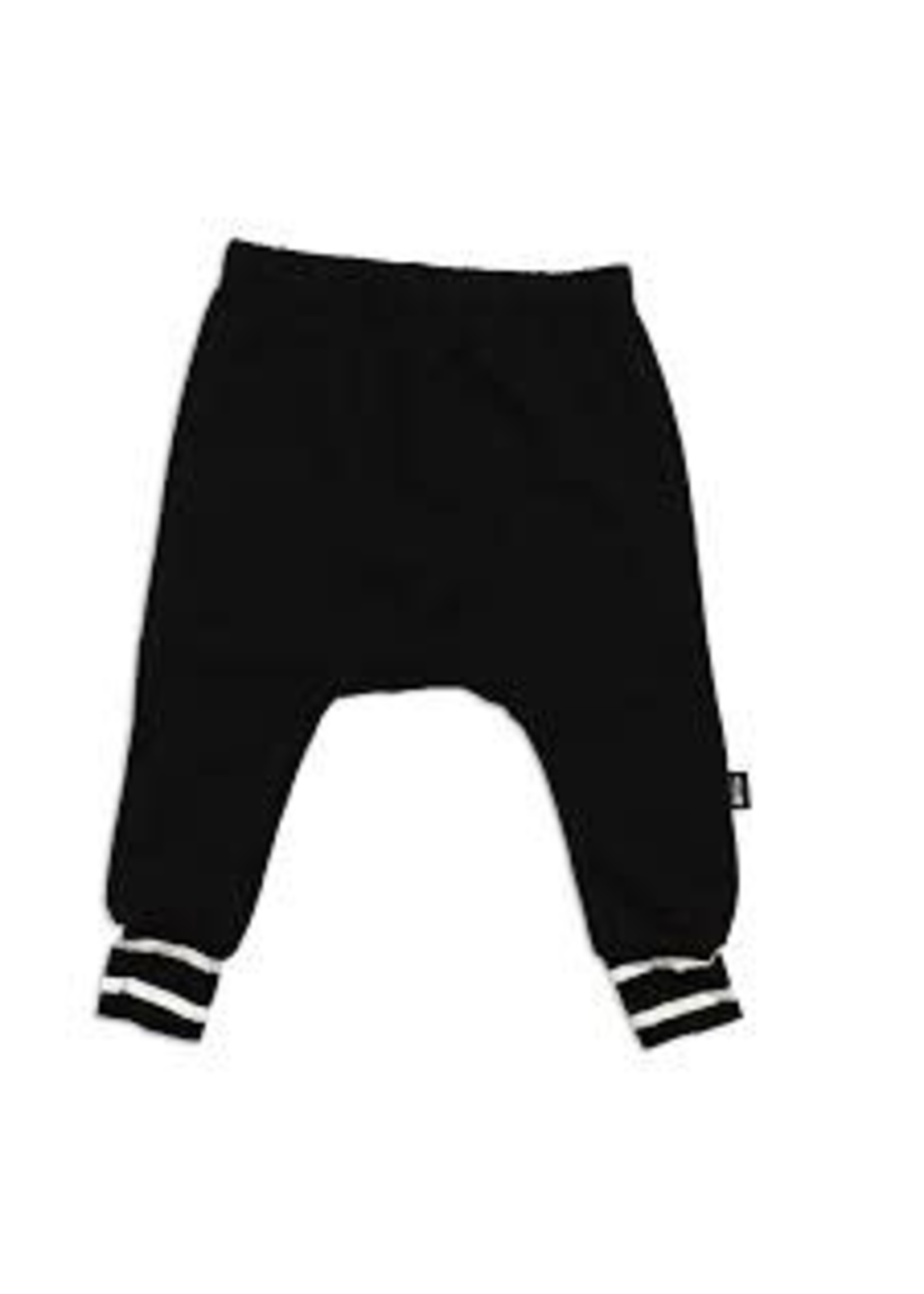 Whistle & Flute W&F Bamboo Jogger Black