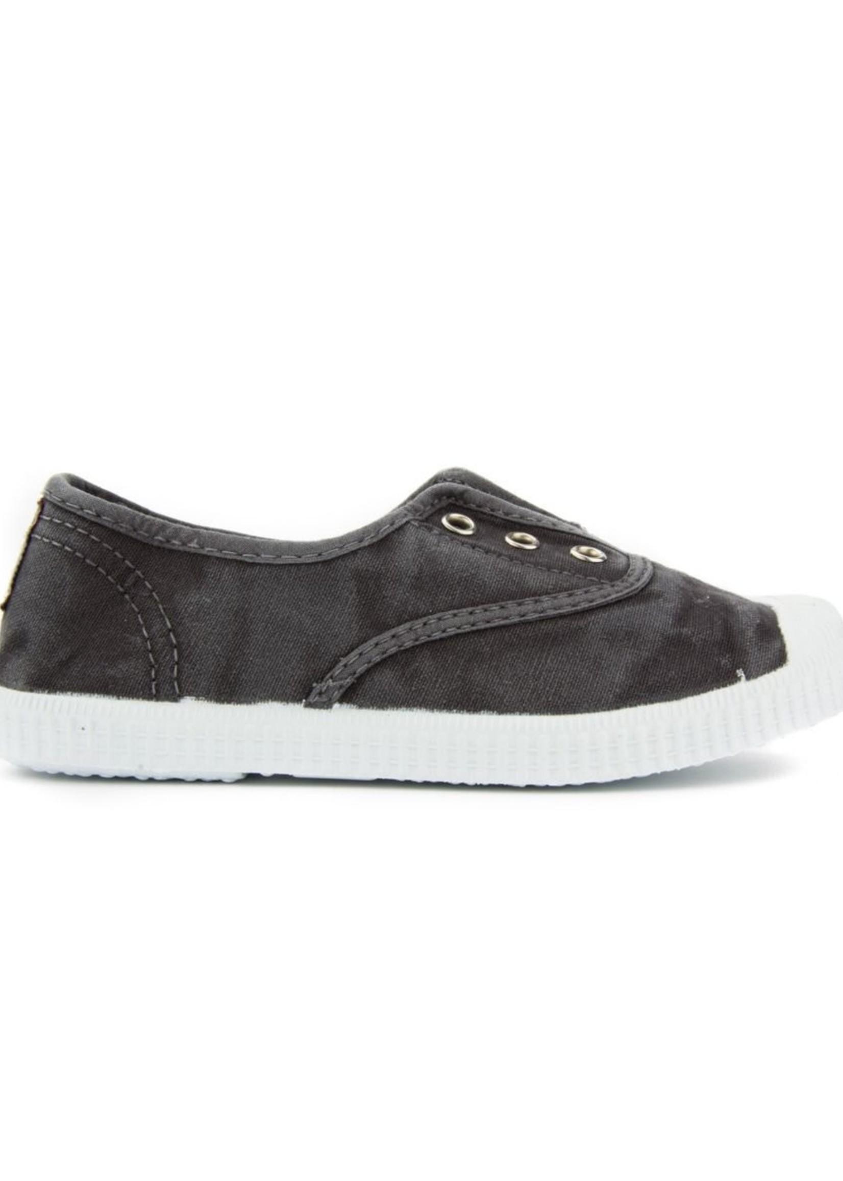 Cienta Cientas Toddler Sneaker (Black)