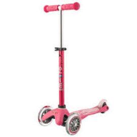 Micro Mini Micro Deluxe Kickboard (Pink)