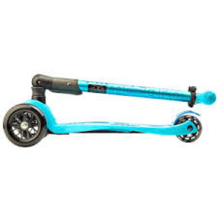 Micro Folding Kickboard (Bright Blue)