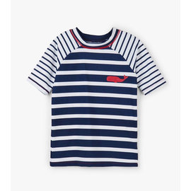 Hatley Swim Top (Nautical Stripe)