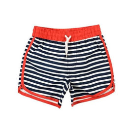 Hatley Swim Shorts (Nautical Stripe)