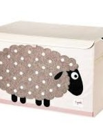 3 sprouts 3sprouts Toy Chest (Sheep)