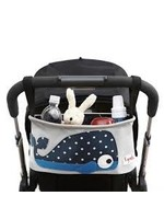 3 sprouts 3sprouts Stroller Organizer (Whale)