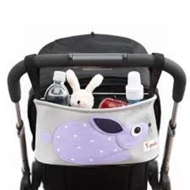 3 sprouts 3sprouts Stroller Organizer (Rabbit)