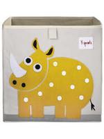 3 sprouts 3sprouts Storage Box (Rhino)