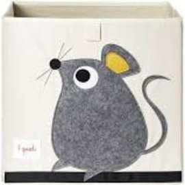 3 sprouts 3sprouts Storage Box (Mouse)