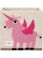 3 sprouts 3sprouts Storage Box (Unicorn)