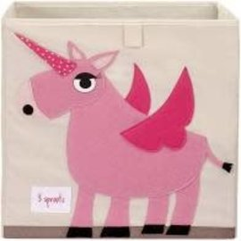 3 sprouts 3sprouts Storage Box (Unicorn)